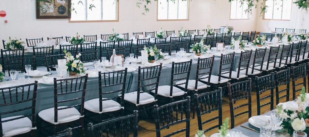 Καρέκλες Catering δεξίωσης γάμου