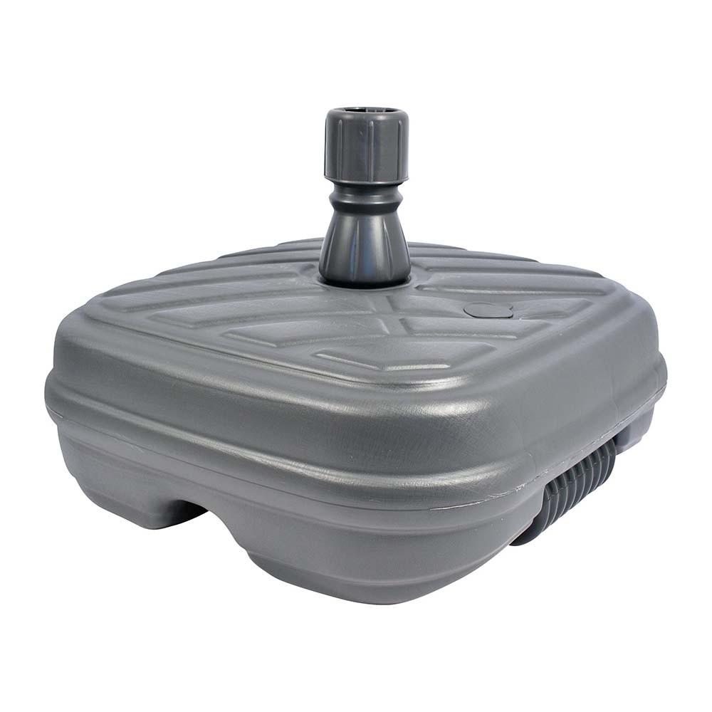 Βάση ομπρέλας νερού πλαστική για ιστούς Ø33-Ø48mm χωρητικότητα 48lt