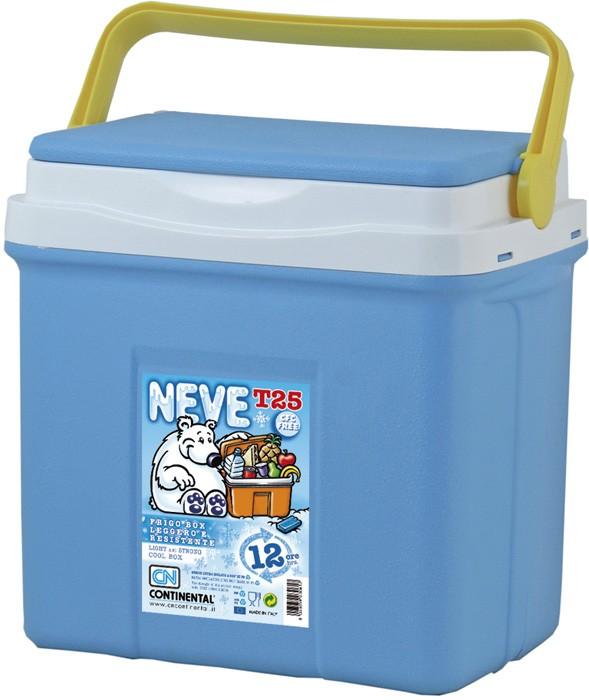 Ισοθερμικό ψυγείο Continental Neve T25