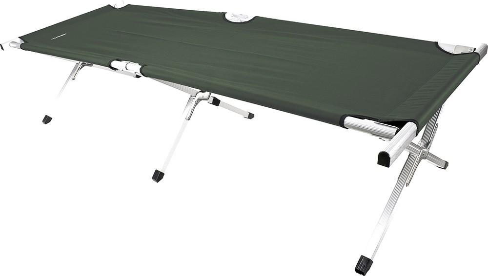 Κρεβάτι Εκστρατείας Πτυσσόμενο Αλουμινίου 190x60cm