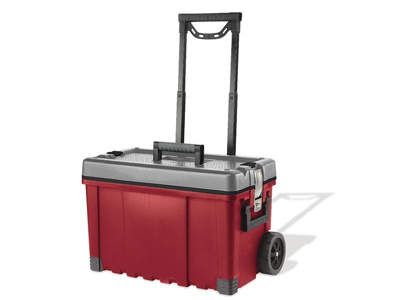 """Εργαλειοθήκη με ρόδες Keter Hawk Cart Master Pro 25""""/12G"""