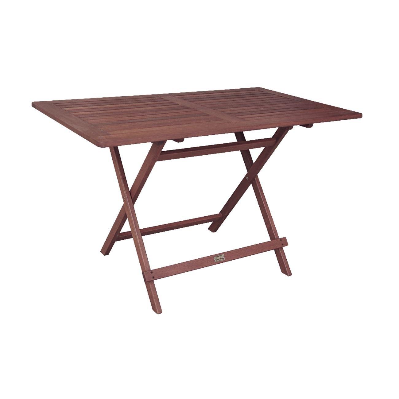 Τραπέζι κήπου πτυσσόμενο Easy 120x70cm