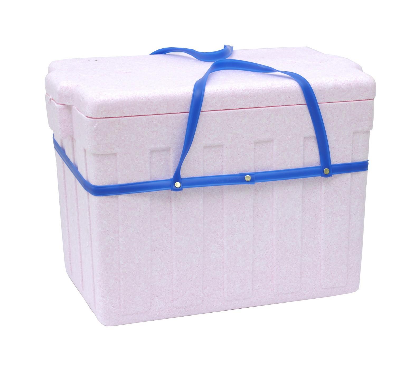 Κλασικό ψυγείο από φελιζόλ 35 λίτρων