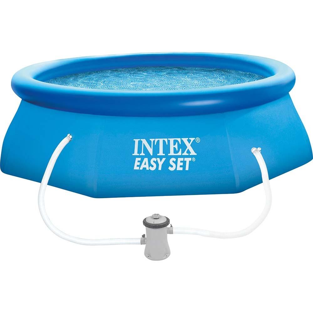 Πισίνα επιφανείας Intex Easy Set Pool 28142 - Ø396cm
