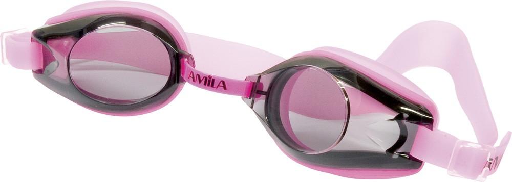 Γυαλάκια πισίνας Amila 1200AF Ροζ