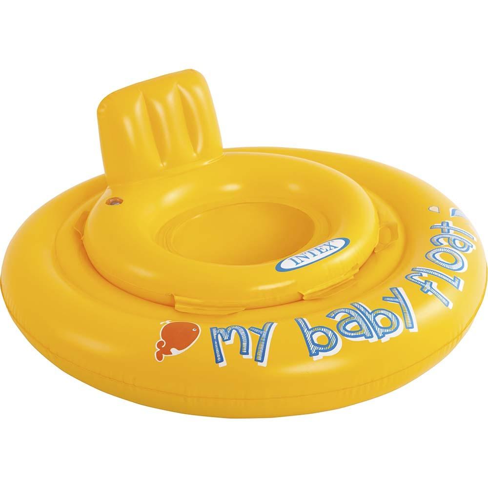 Φουσκωτό σωσίβιο στράτα Intex My Baby Float 56585