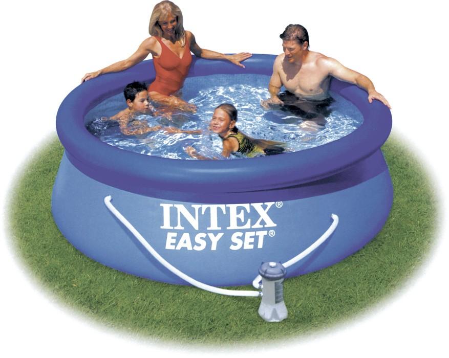 Πισίνα επιφανείας Intex Easy set pool 28112 - Ø244cm