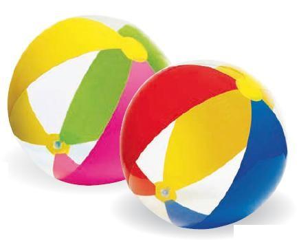 Φουσκωτή μπάλα Intex Paradise Balls Ø61cm - 59032