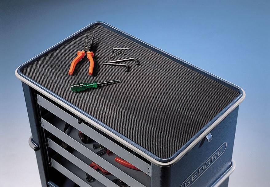 Αντιολισθητικό Λάστιχο Notrax 750 Rib & Roll πάχος 3mm ρολό πλάτους 100cm τιμή ανα μέτρο
