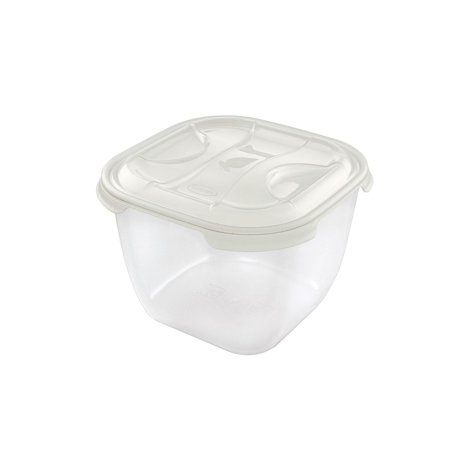 Δοχείο τροφίμων microwave Tontarelli Nuvola Square 3000ml