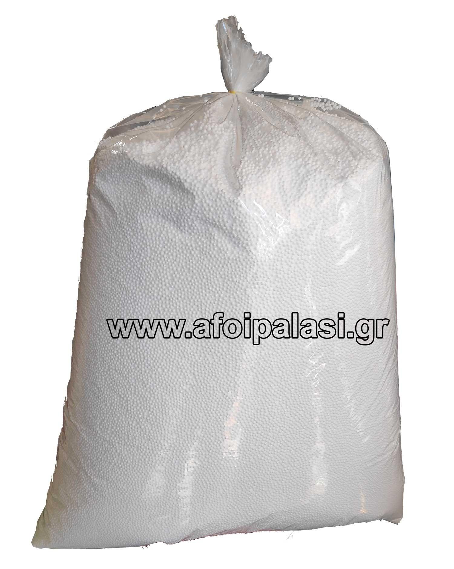 Μπαλάκι φελιζόλ γέμιση για έπιπλα πουφ ~5-6Kg ~ 0,5 κυβικά
