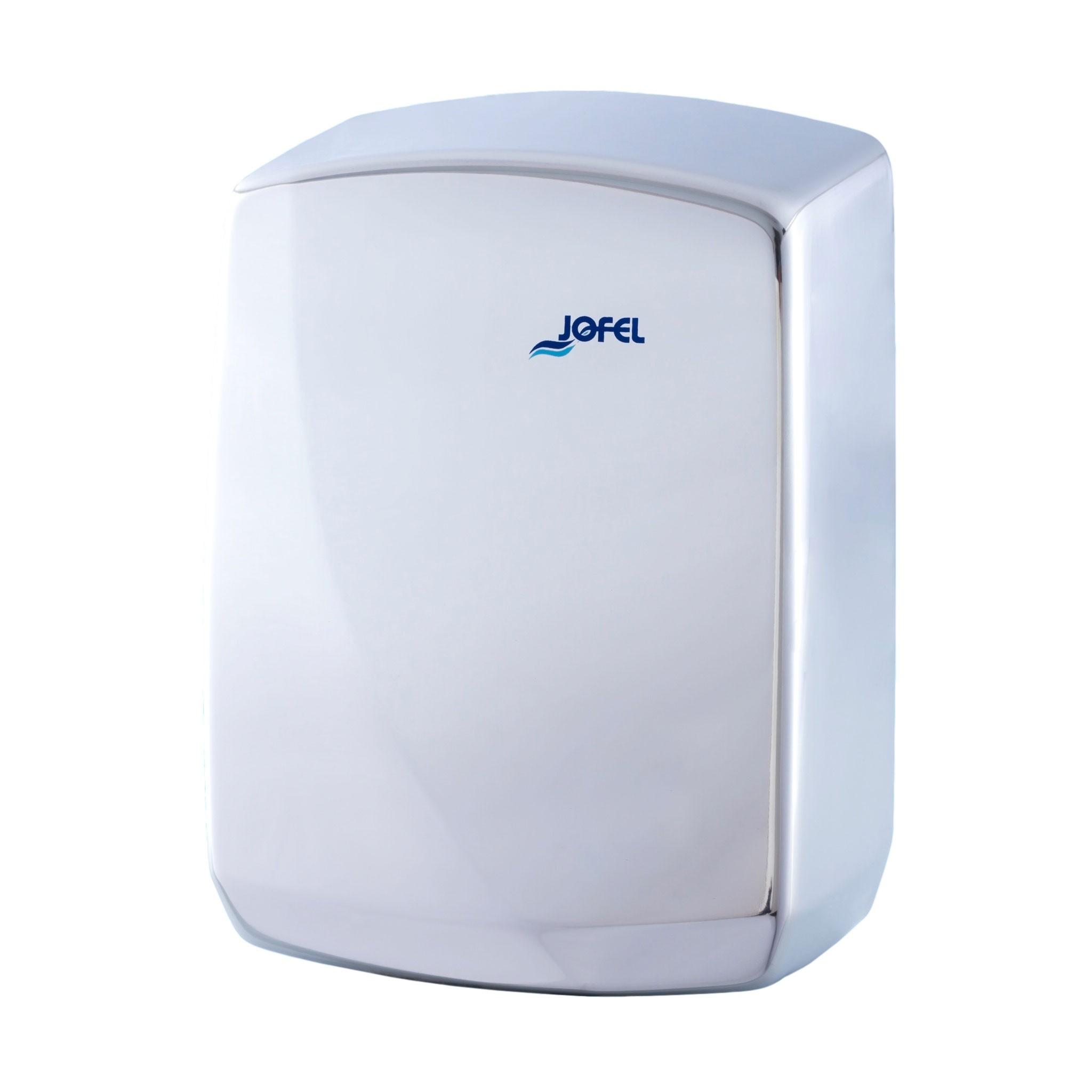 Μεταλλικός στεγνωτήρας χεριών Jofel Futura Shiny AA16000