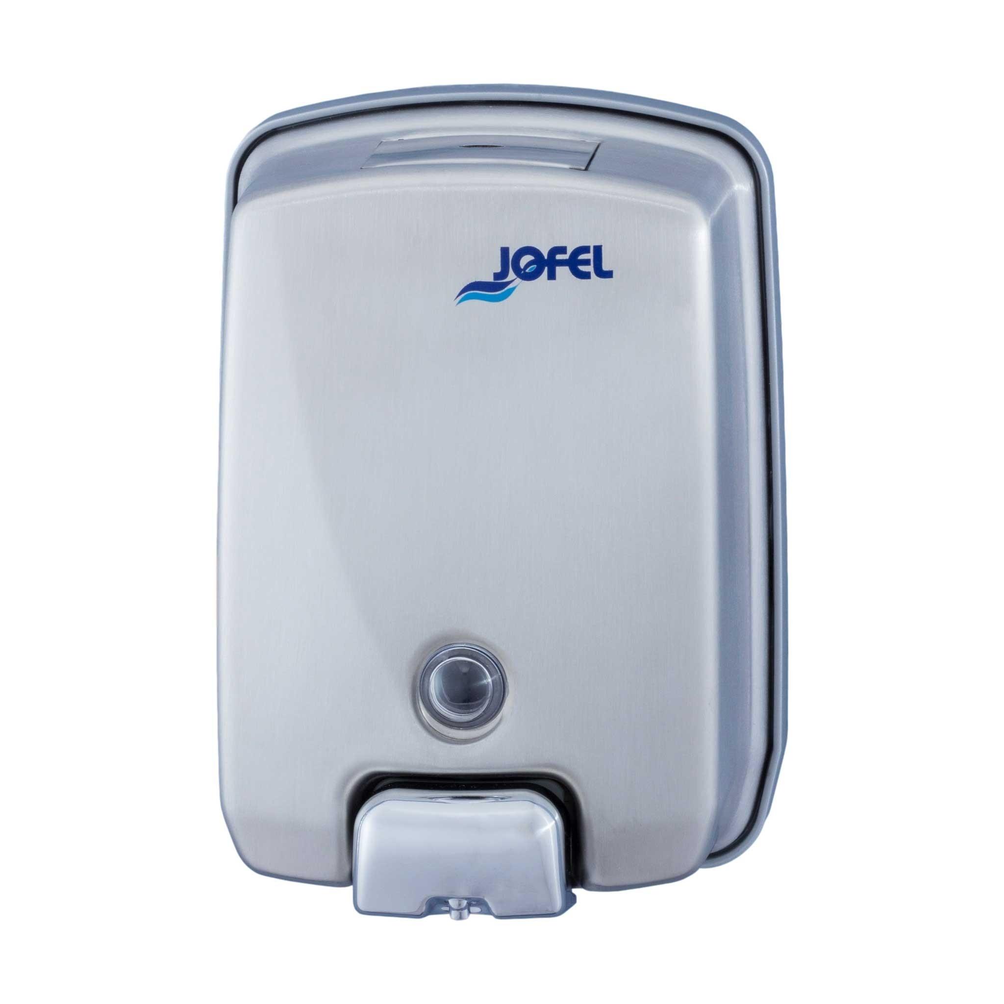 Μεταλλική σαπουνοθήκη Jofel Futura Satin inox AC54000