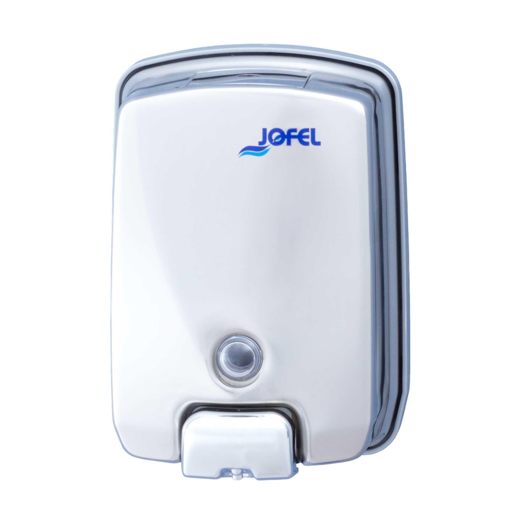 Μεταλλική σαπουνοθήκη Jofel Futura Shiny AC54500