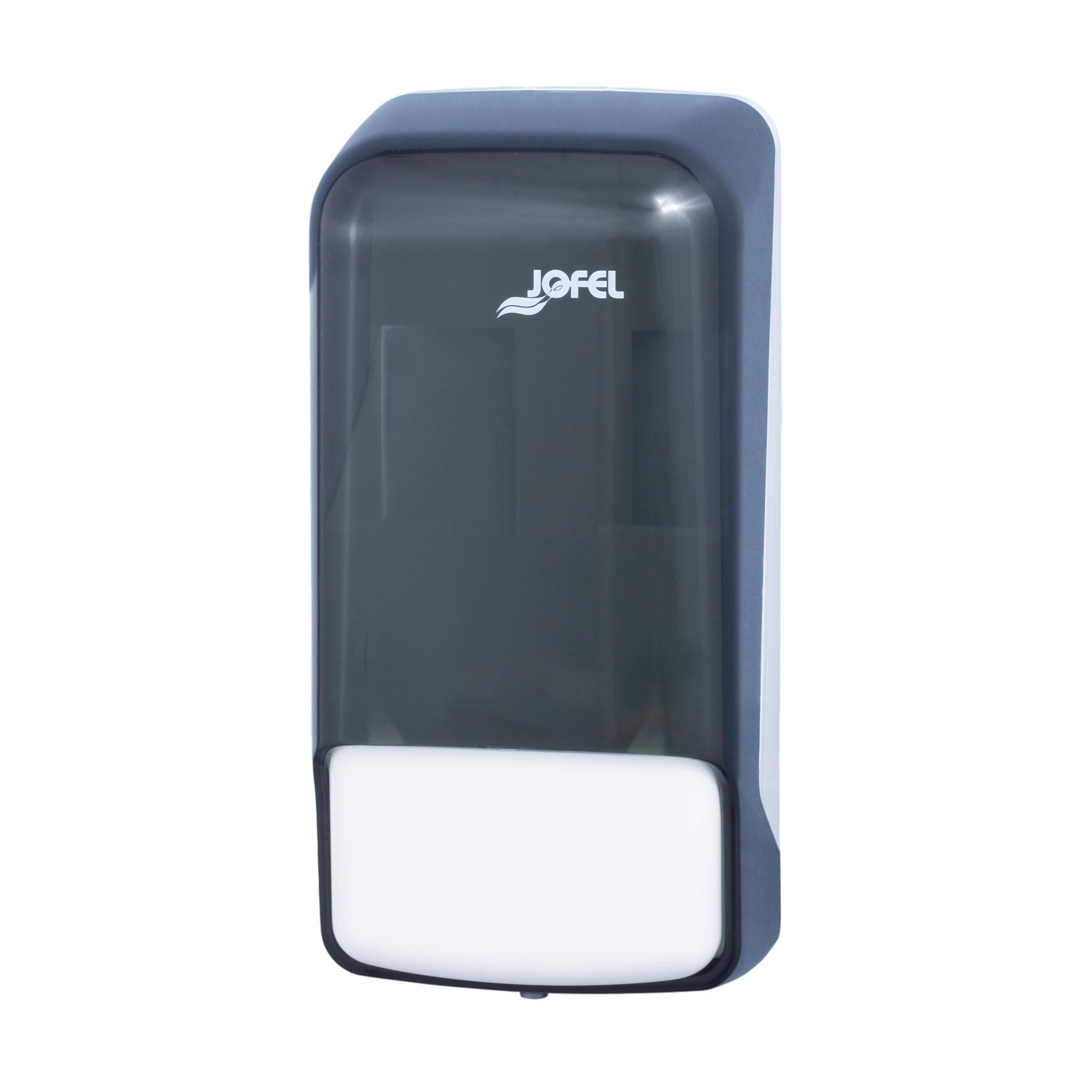Πλαστική σαπουνοθήκη Jofel Azur Black AC81450