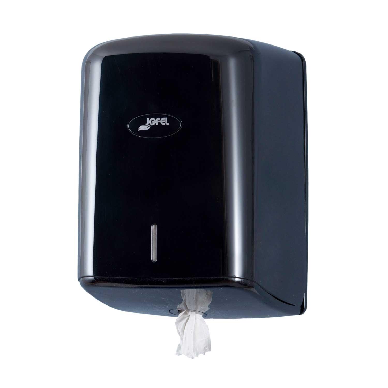 Πλαστική βάση για ρολό Center pull Jofel Smart Black AG47600