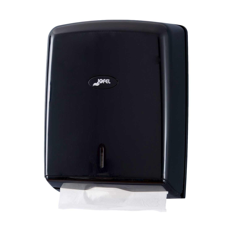 Πλαστική θήκη χειροπετσέτας ΖικΖακ Jofel Smart Black AH37600