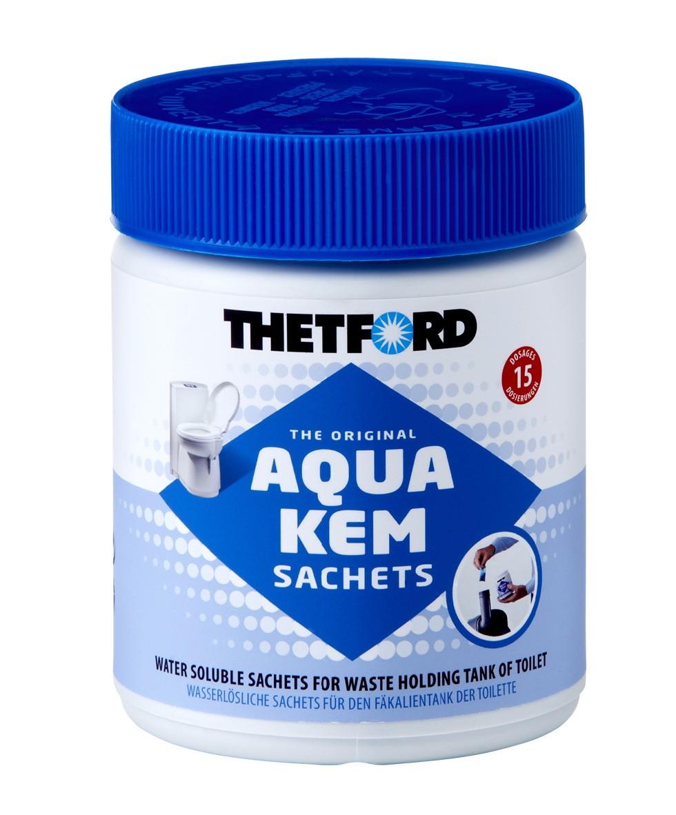 Σακουλάκια με σκόνη χημικής τουαλέτας Thetford Aqua Kem Sachets