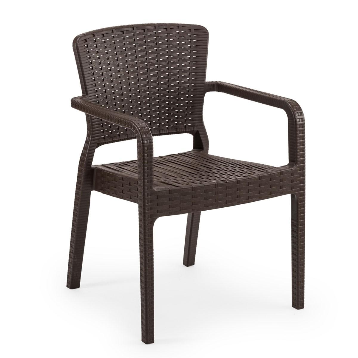 Πολυθρόνα εστιατορίου Cafe Tilia Antares Armchair