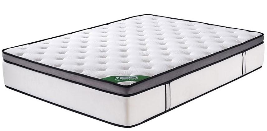 Στρώμα ύπνου Memory Foam & Latex με Mini Pocket και Foam περιμετρικά 160x200cm