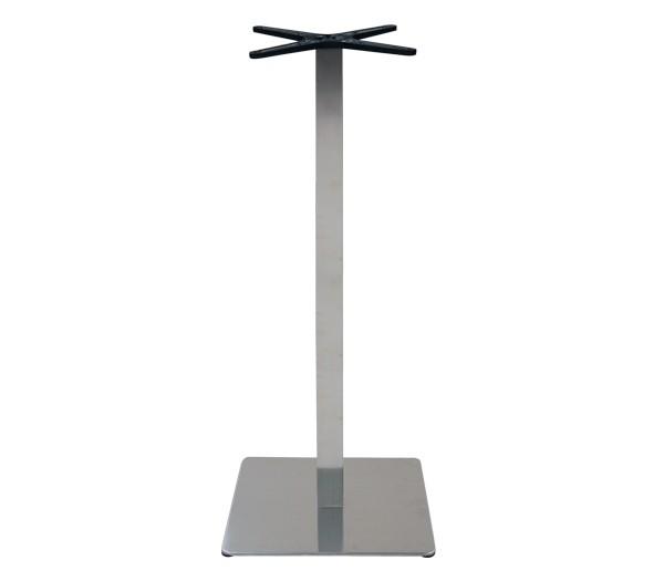 Βάση για τραπέζι σε ύψος μπαρ Inox #201 Preston Bar EM680
