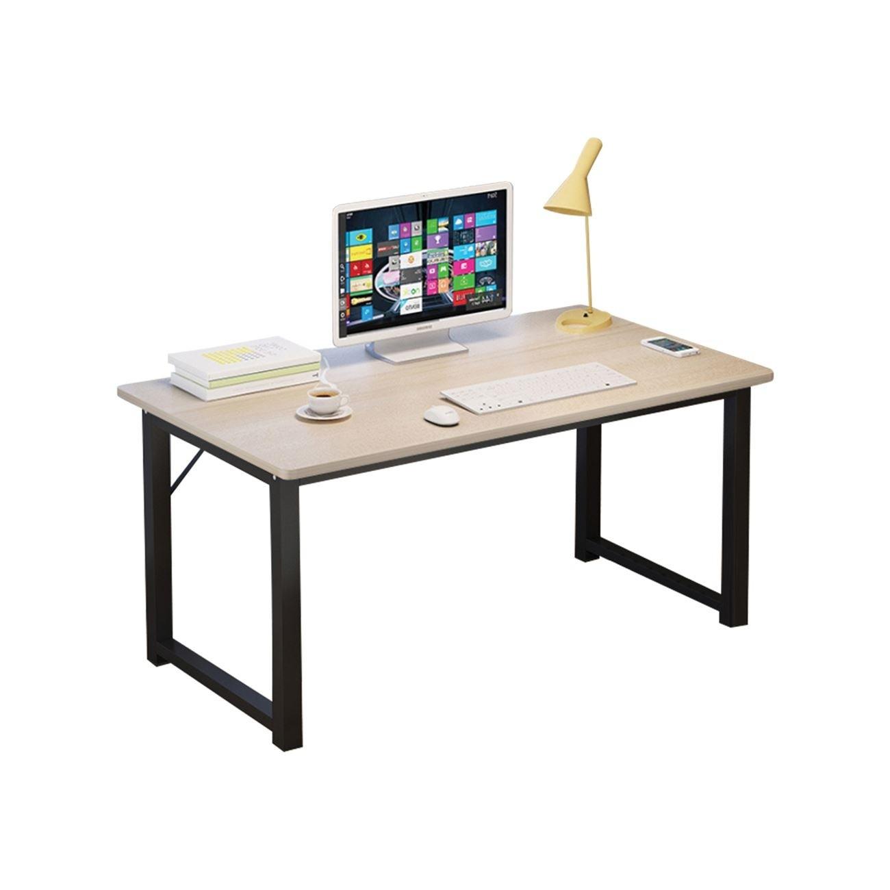 Γραφείο με μεταλλικό σκελετό 100x60cm