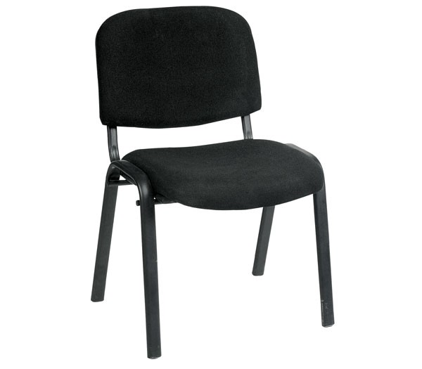 Κάθισμα αναμονής Sigma Ύφασμα Black αγορά ανα 6τμχ