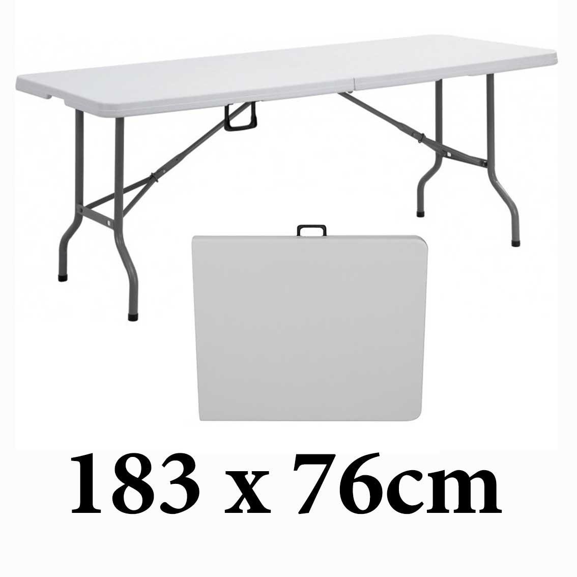 Πτυσσόμενο τραπέζι βαλίτσα Milano 183