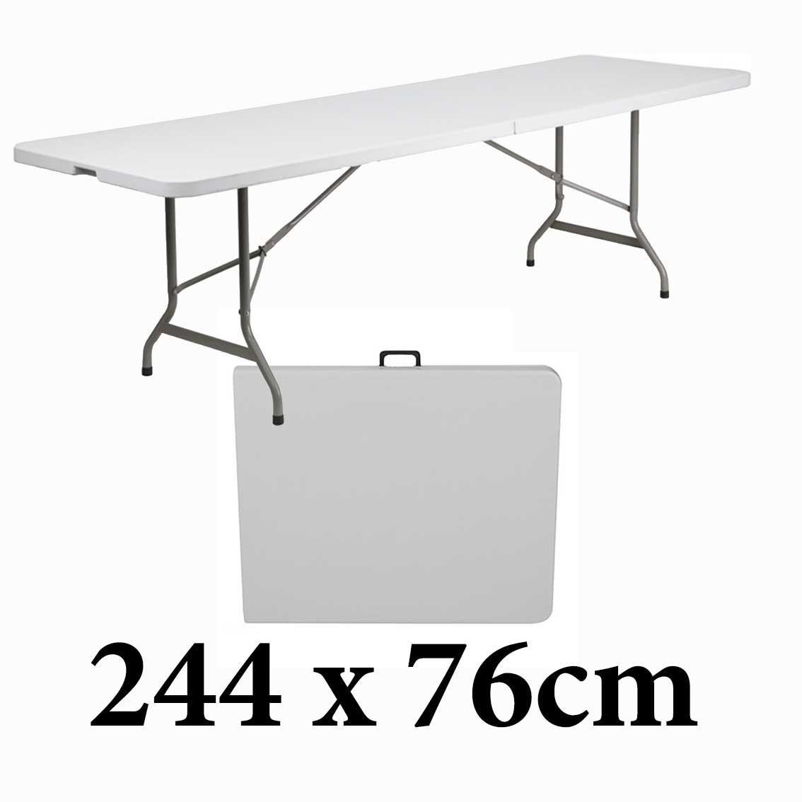 Πτυσσόμενο τραπέζι βαλίτσα Milano 244