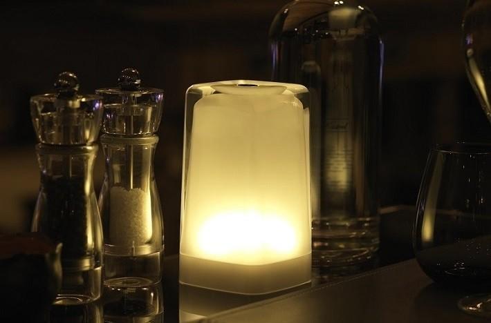 Επιτραπέζιο φωτιστικό LED Imagilights DJobie Nobi