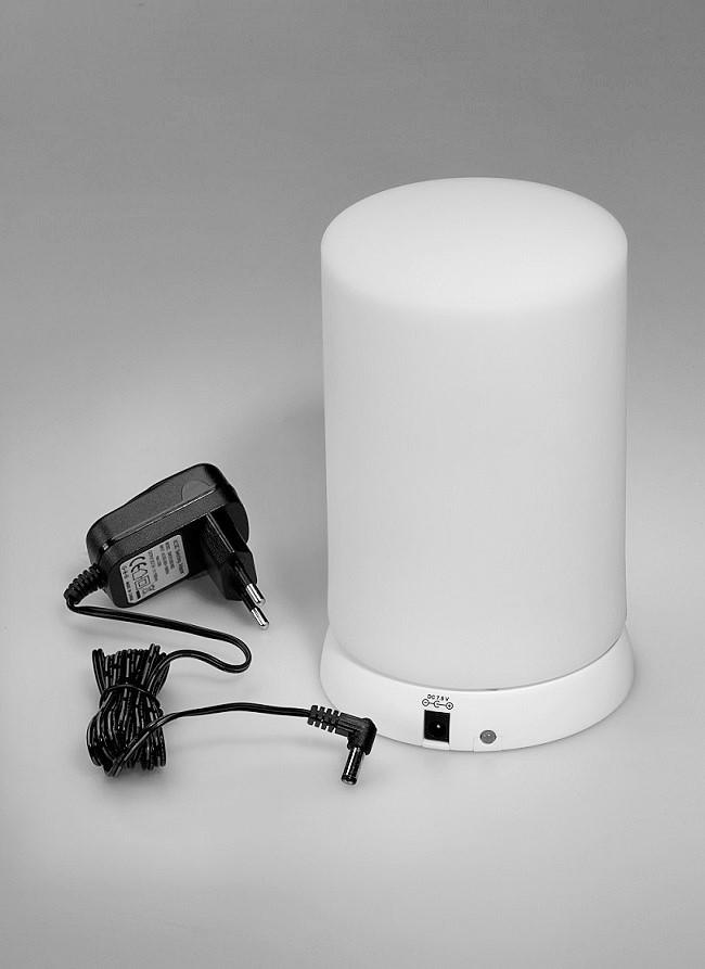 Επιτραπέζιο φωτιστικό LED Imagilights Tebur Cylindro