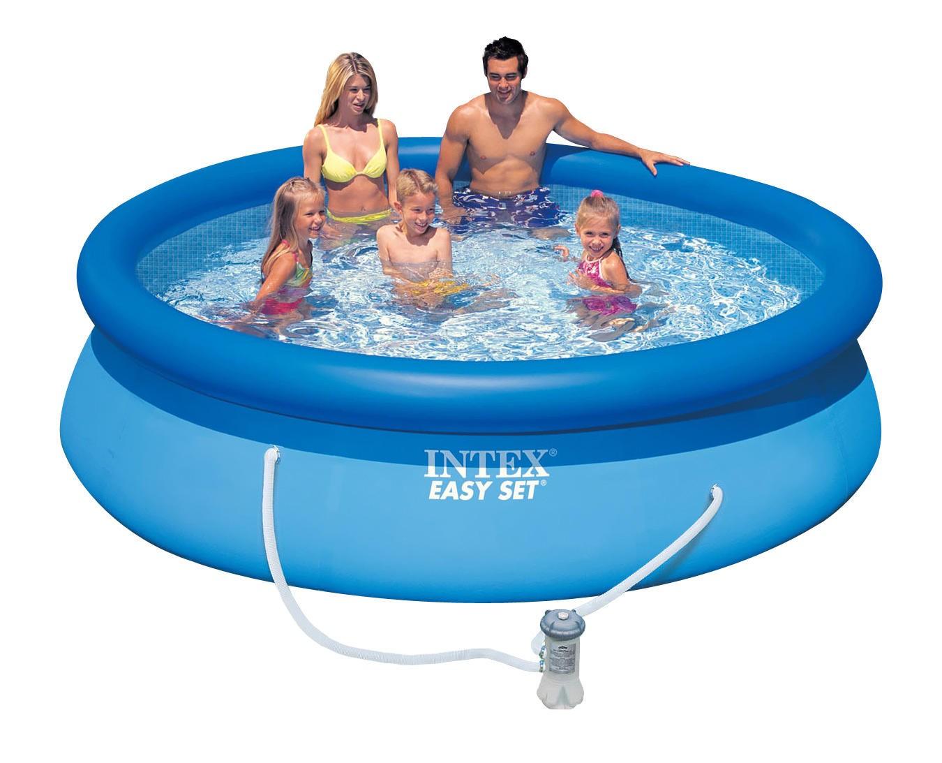 Πισίνα επιφανείας Intex Easy set pool 28132 - Ø366cm