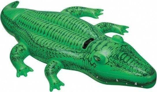 Φουσκωτό παιχνίδι Κροκόδειλος Intex Lil' Gator  Ride-On 58546