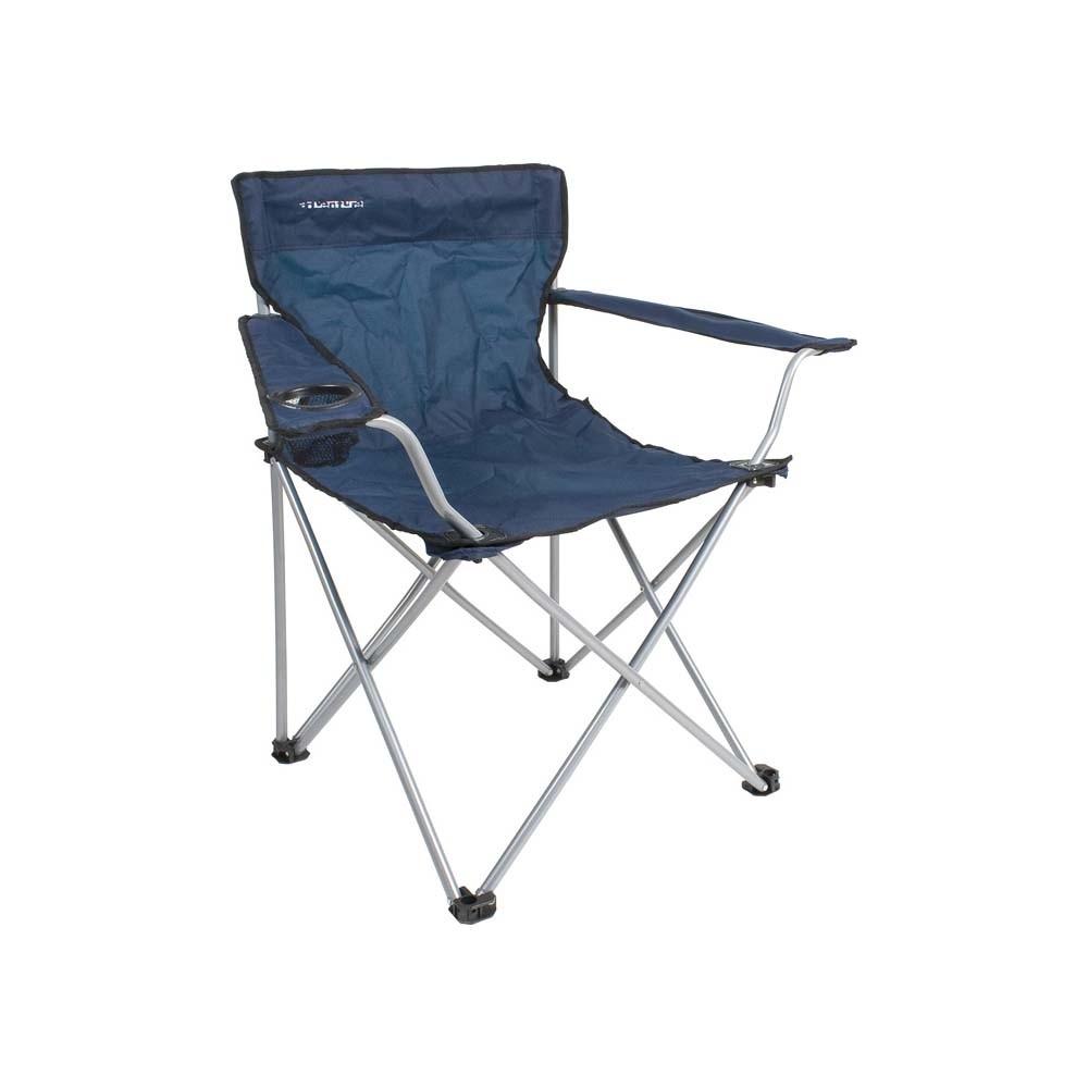 Πτυσσόμενη καρέκλα camping αντοχής 80kg 15655