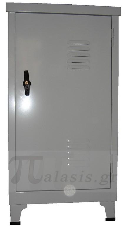 Μεταλλικό ντουλάπι 1D γαλβανισμένη λαμαρίνα από