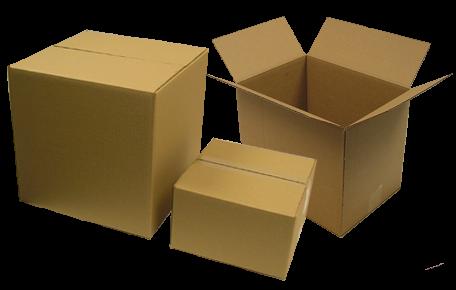 Χαρτοκιβώτια με 5 φύλλα Πεντάφυλλη κούτα μεταφοράς - τιμές από