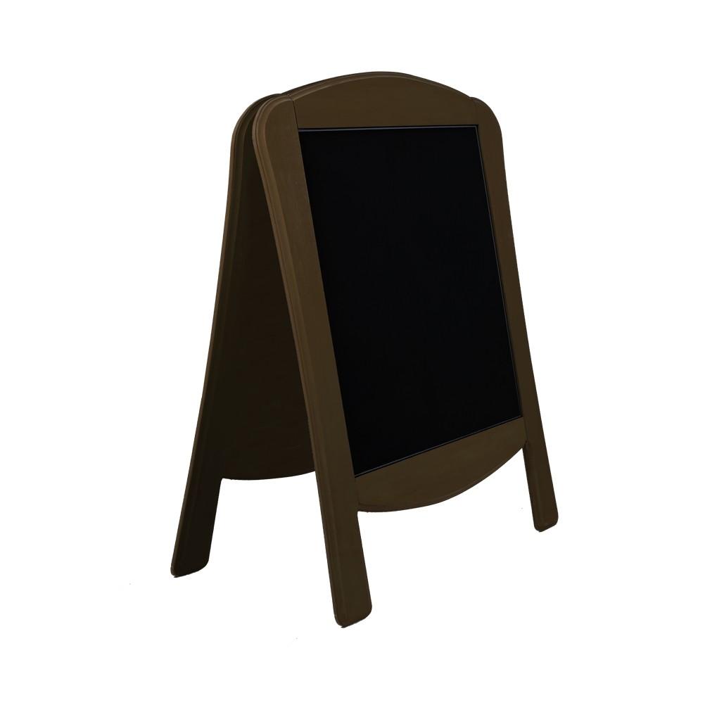 Πίνακας μενού 120x60cm Διπλός
