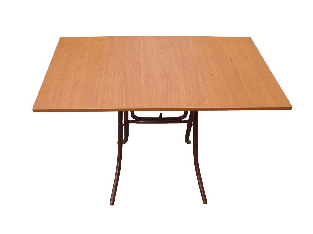 Πτυσσόμενα τραπέζια παραλληλόγραμμα από μελαμίνη 16mm σε 9 διαστάσεις και 2 χρώματα