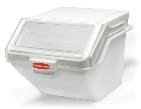 Δοχείο τροφίμων Rubbermaid ProSave storage bin 47lt