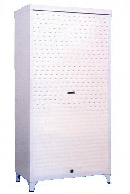 Μεταλλικό ντουλάπι με Roll-Top γαλβανισμένη λαμαρίνα από