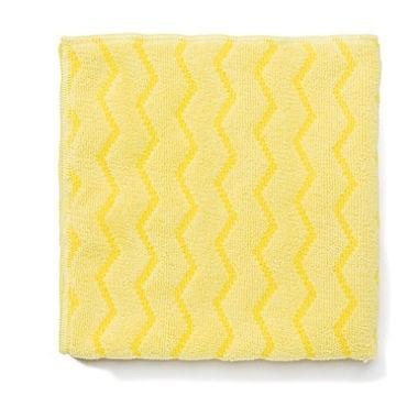 Πανί καθαρισμού Rubbermaid Hygen Microfibre Yellow