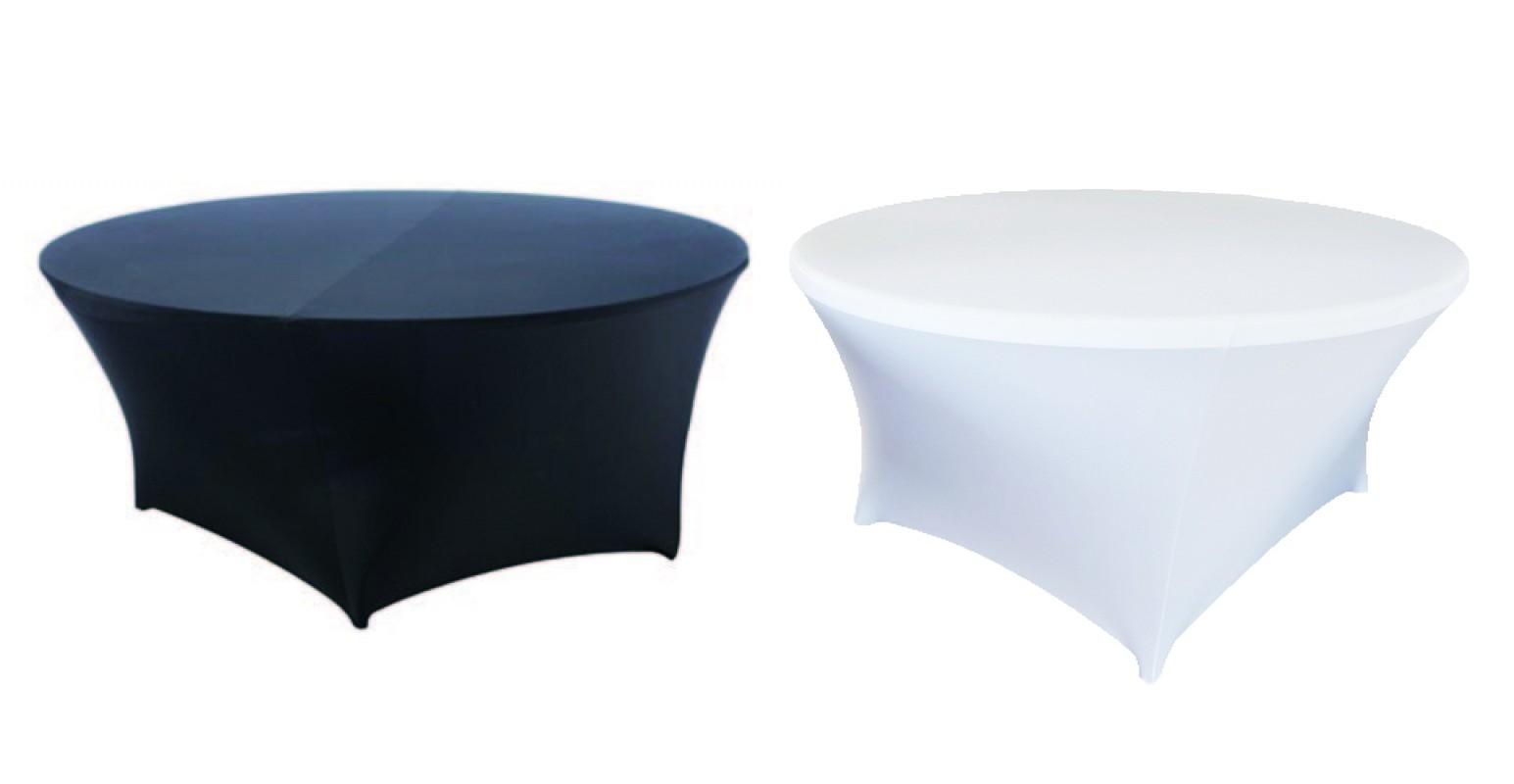 Ελαστικό κάλυμμα Stretch για ροτόντα Ø150cm