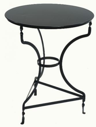 Παραδοσιακό τραπέζι καφενείου Ø60cm