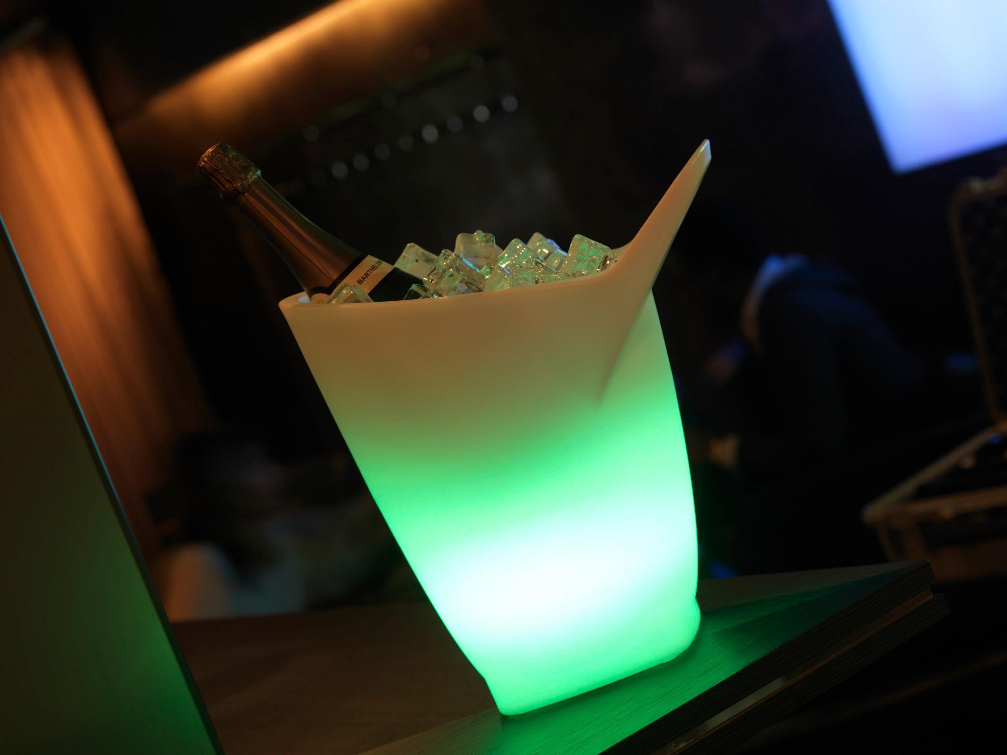Φωτιζόμενη Σαμπανιέρα LED Imagilights Viggo