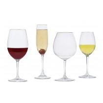 Πλαστικά ποτήρια Carlisle σειρά Alibi Stemware