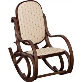 Παιδική κουνιστή πολυθρόνα με ταπετσαρία υφασμάτινη