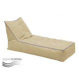 Ξαπλώστρα Πουφ αδιάβροχη για πισίνα Bingo A Floating