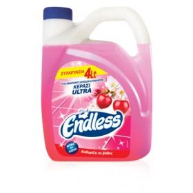 Υγρό γενικού καθαρισμού Endless Ultra Κεράσι 4L