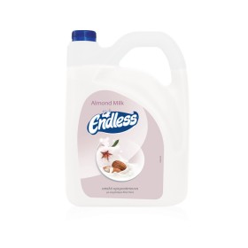 """Υγρό σαπούνι Endless """"ALMOND MILK"""" 4 λίτρα"""