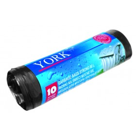 Σακούλες York 60 λίτρων 10 τεμάχια
